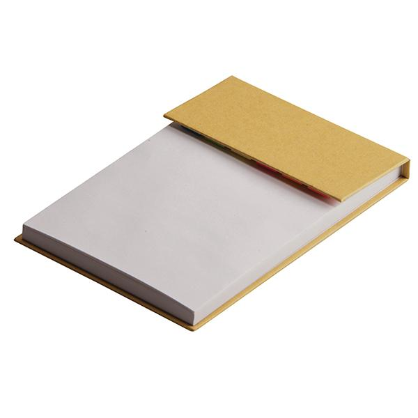 Handy Memo With Sticky Notes