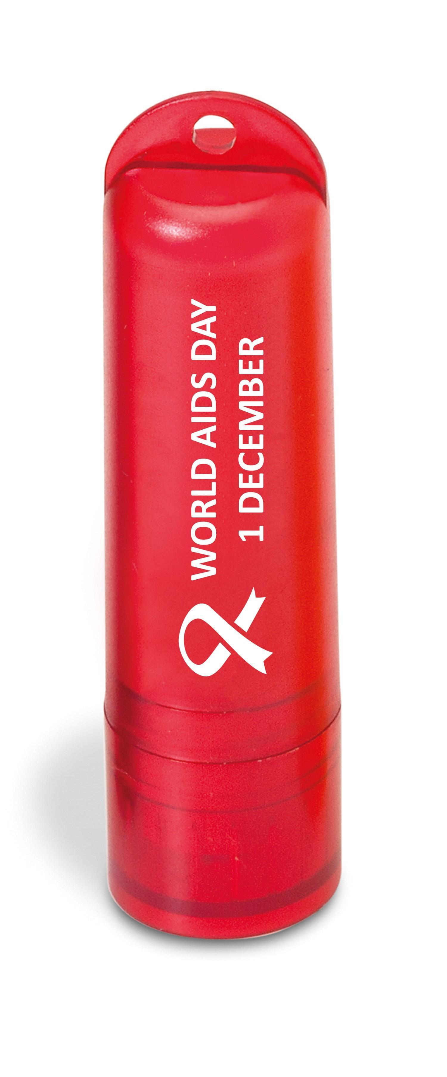 World Aids Day Lipbalm