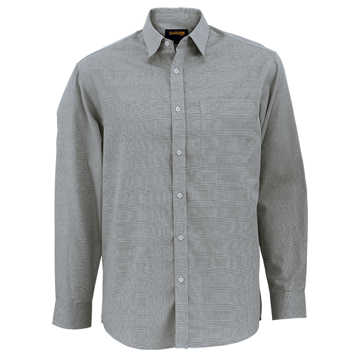 Mens Clifton Check Lounge Long Sleeve (lo-cli)