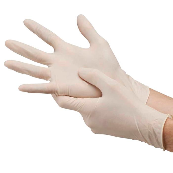 Latex Gloves (box Of 1000)