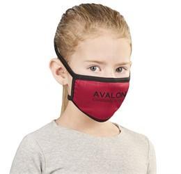Eva & Elm Sullivan Double Layer Kids Face Mask