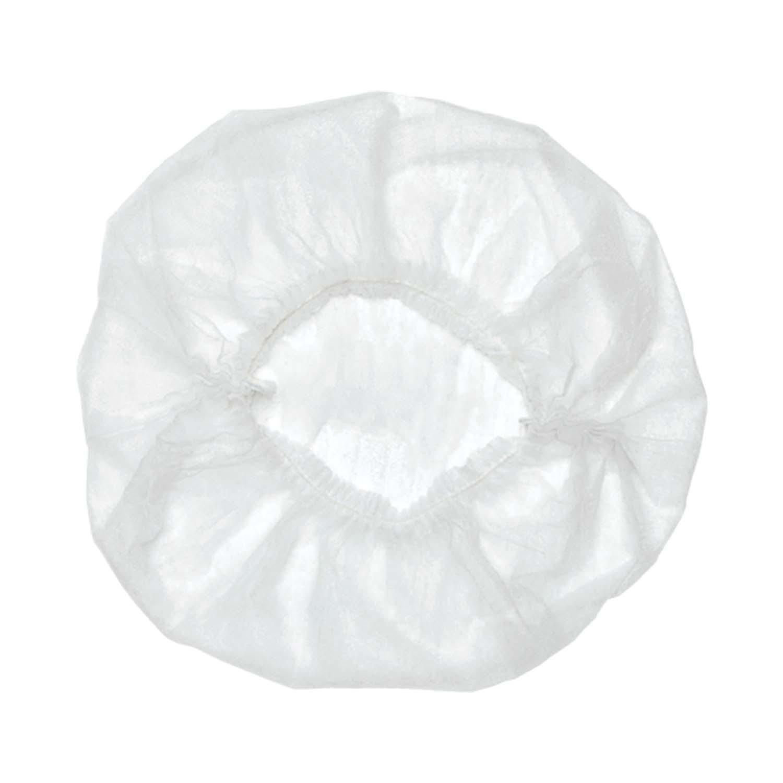 Disposable Mop Caps White