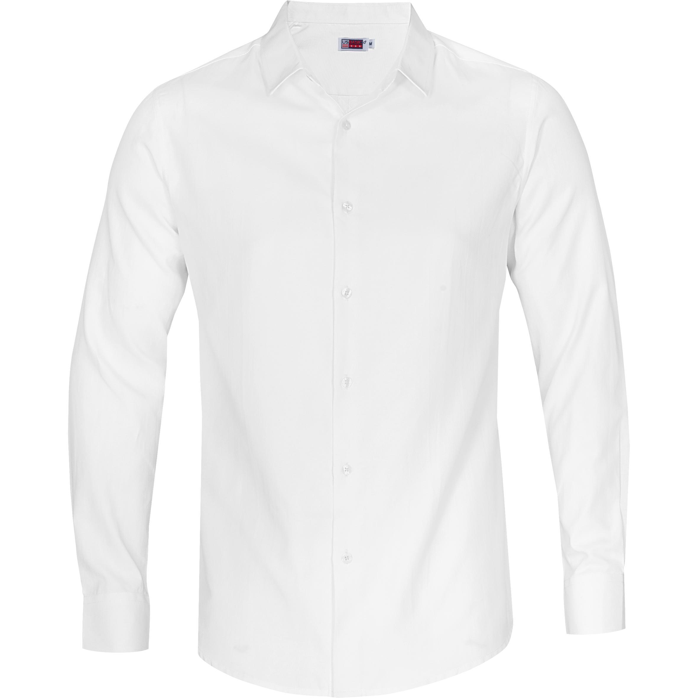Mens Long Sleeve Wallstreet Shirt