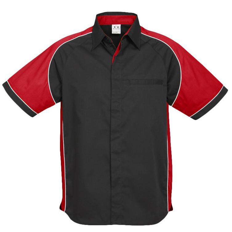 Mens Nitro Pitt Shirt - Red Only