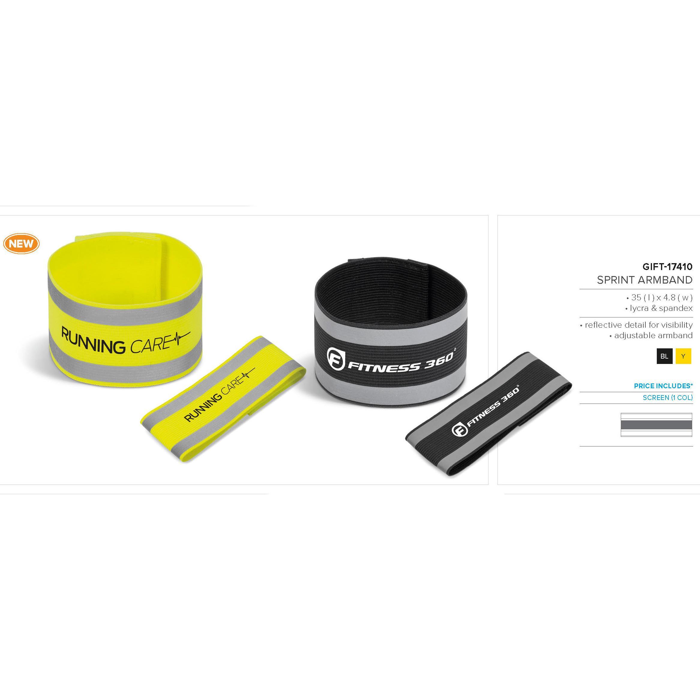 Sprint Armband
