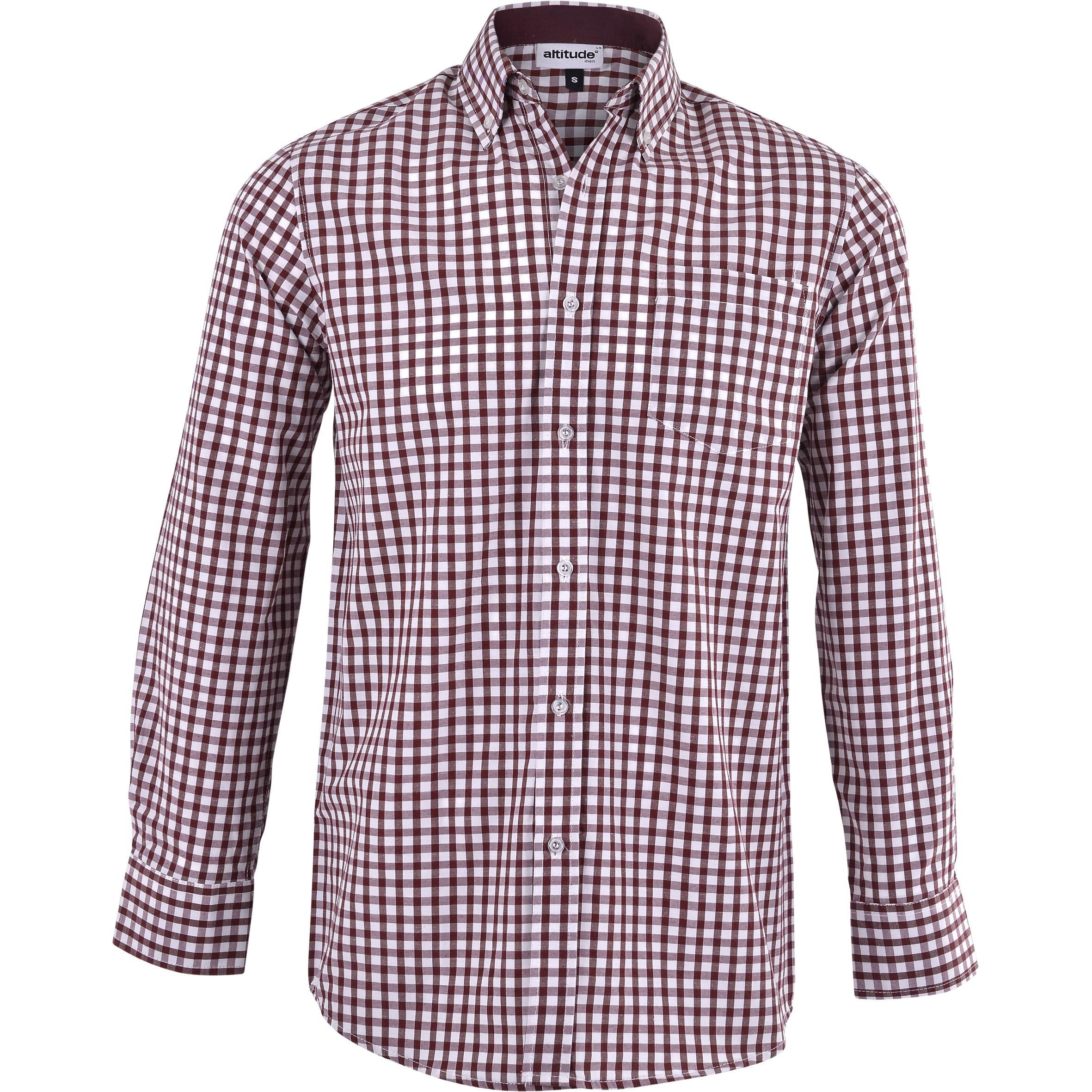 Mens Long Sleeve Copenhagen Shirt
