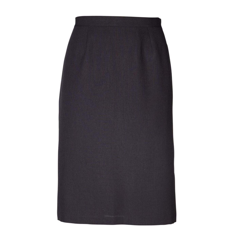 Emma Pencil Short Skirt - Black