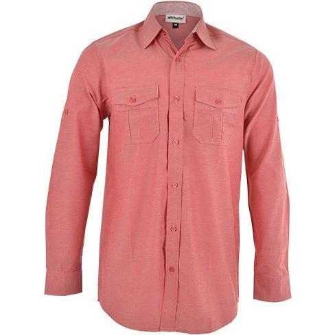 Ruben Shirt - Red Only