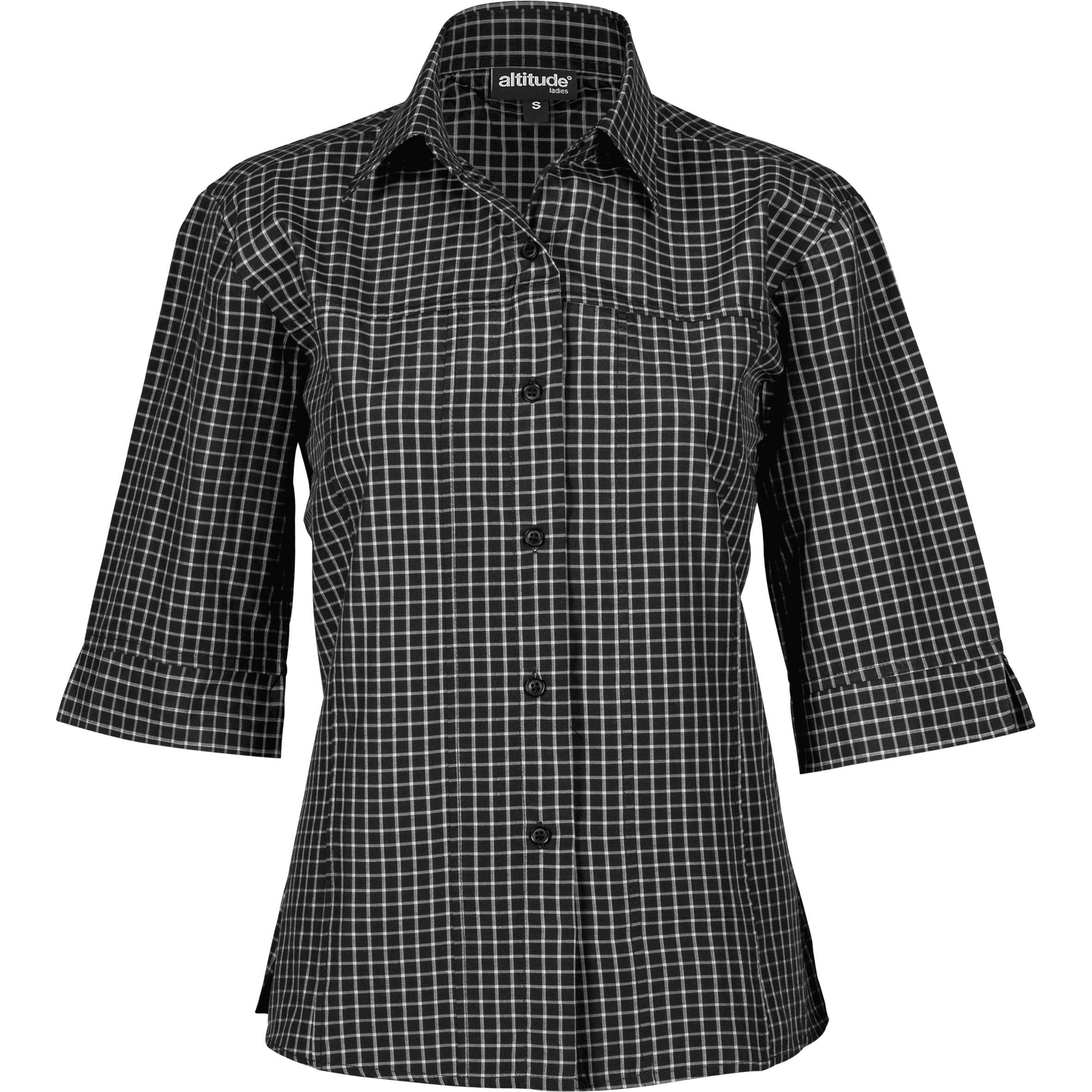 Ladies 3/4 Sleeve Prestige Shirt