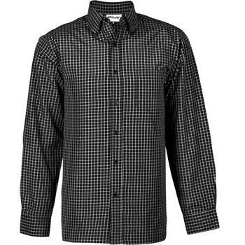 Mens Long Sleeve Prestige Shirt - Black Only