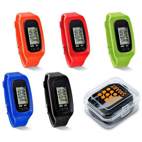 Sports & Wellness | Strider Pedometer Watch - 1