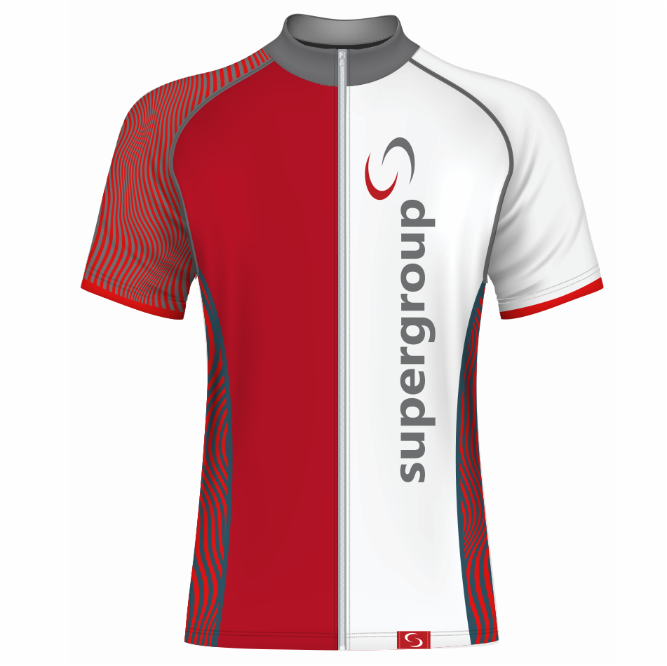 #Lifestyle | Cycling Shirt Pro Fit With Full Zip - 2