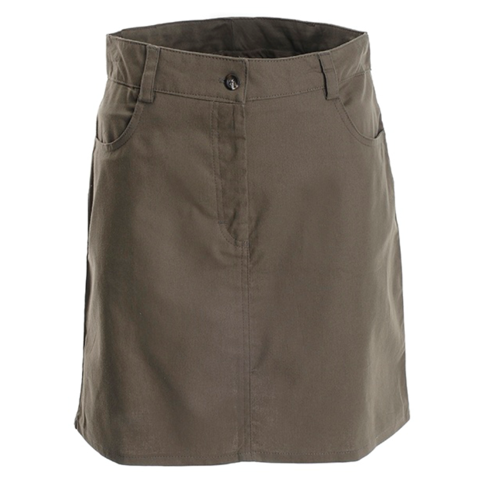 Sparrow - Jean Style Skirt ( Short )