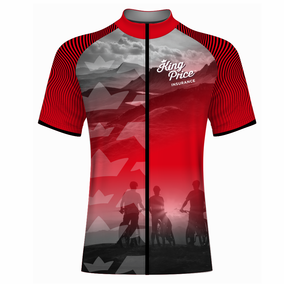 Cycling Shirt Pro Fit With Full Zip