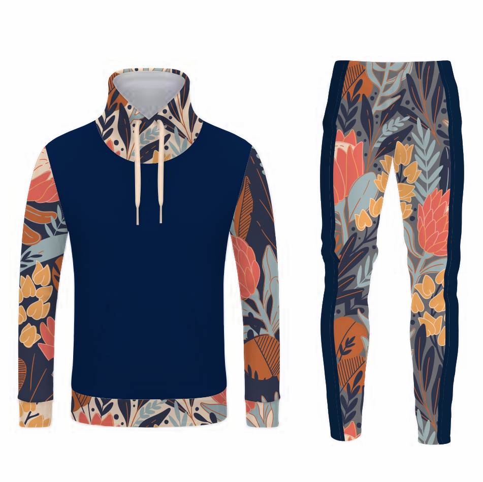 #Lifestyle | Tracksuit With Ribbing - 2