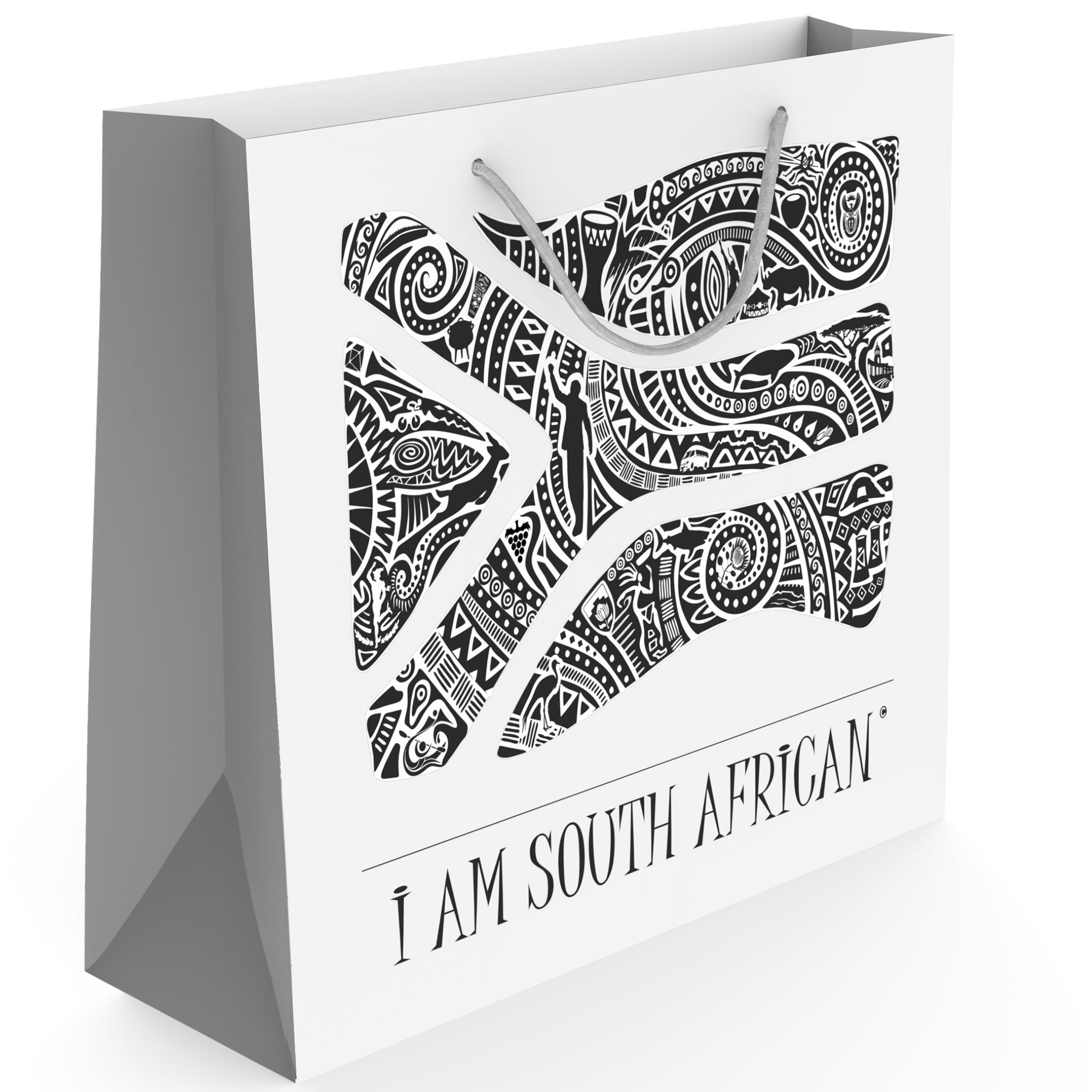 Andy Cartwright 'i Am South African' Gift Bag
