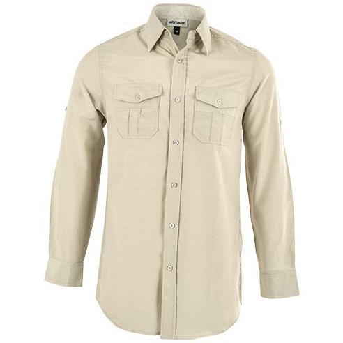 Ruben Shirt - Stone Only