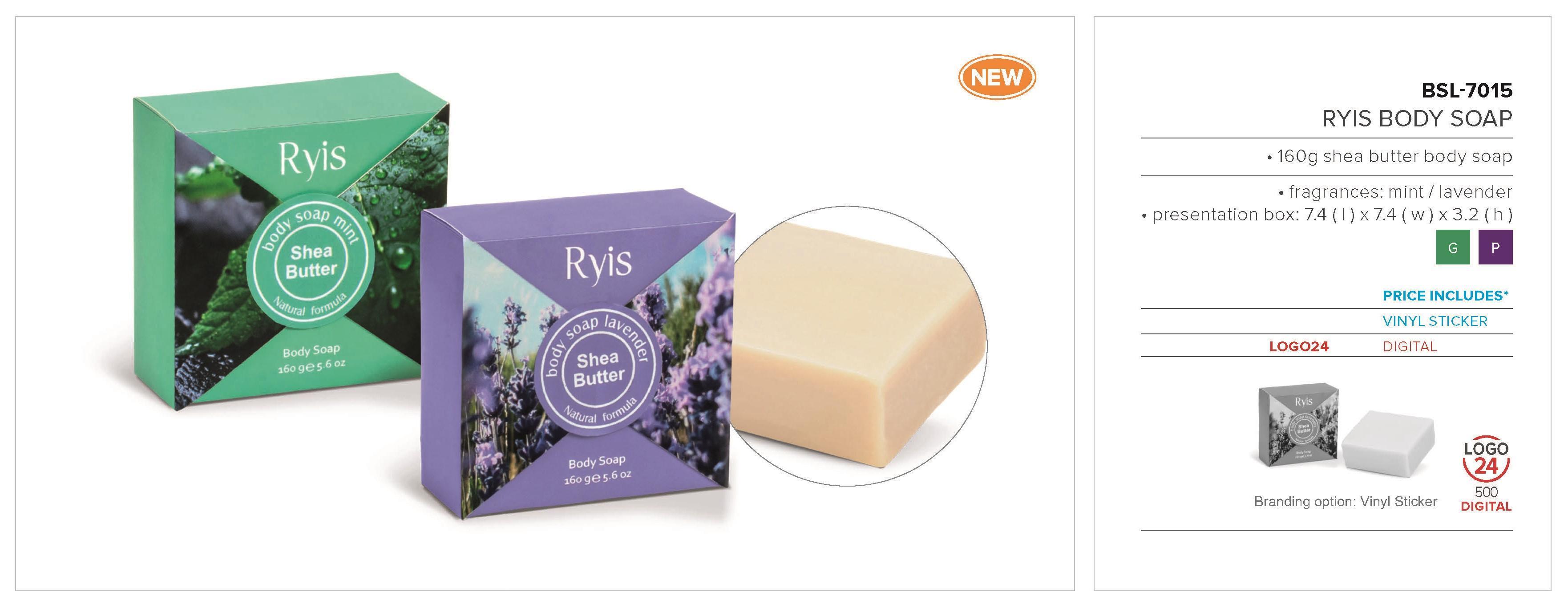 Ryis Body Soap