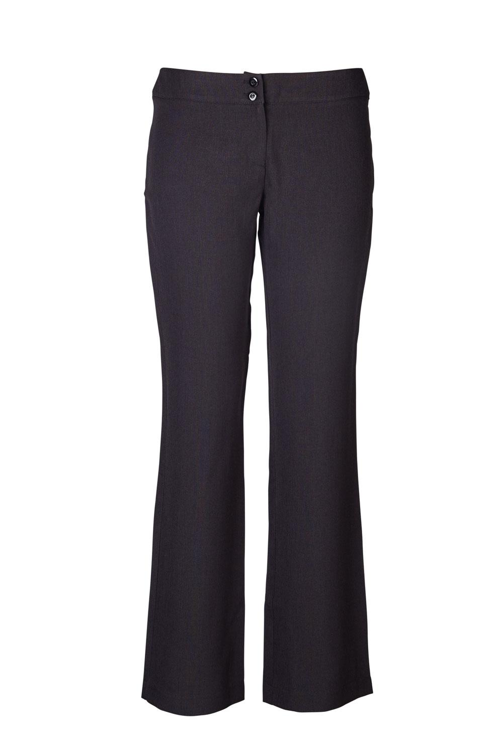 Susan Hipster Pants - Cationic Charcoal