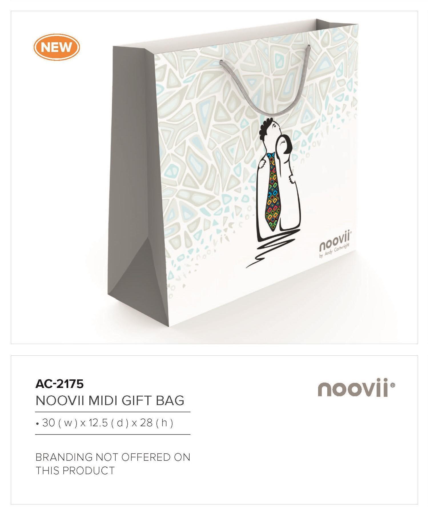 Andy Cartwright Noovii Maxi Giftbag