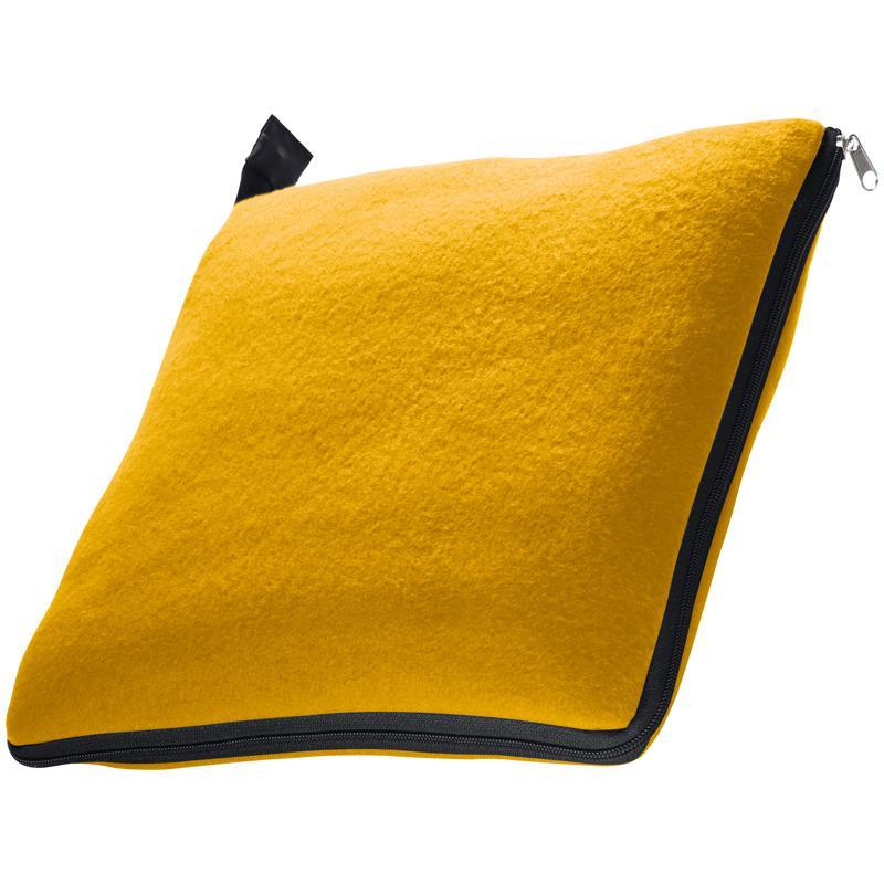 Fold-up Fleece Blanket
