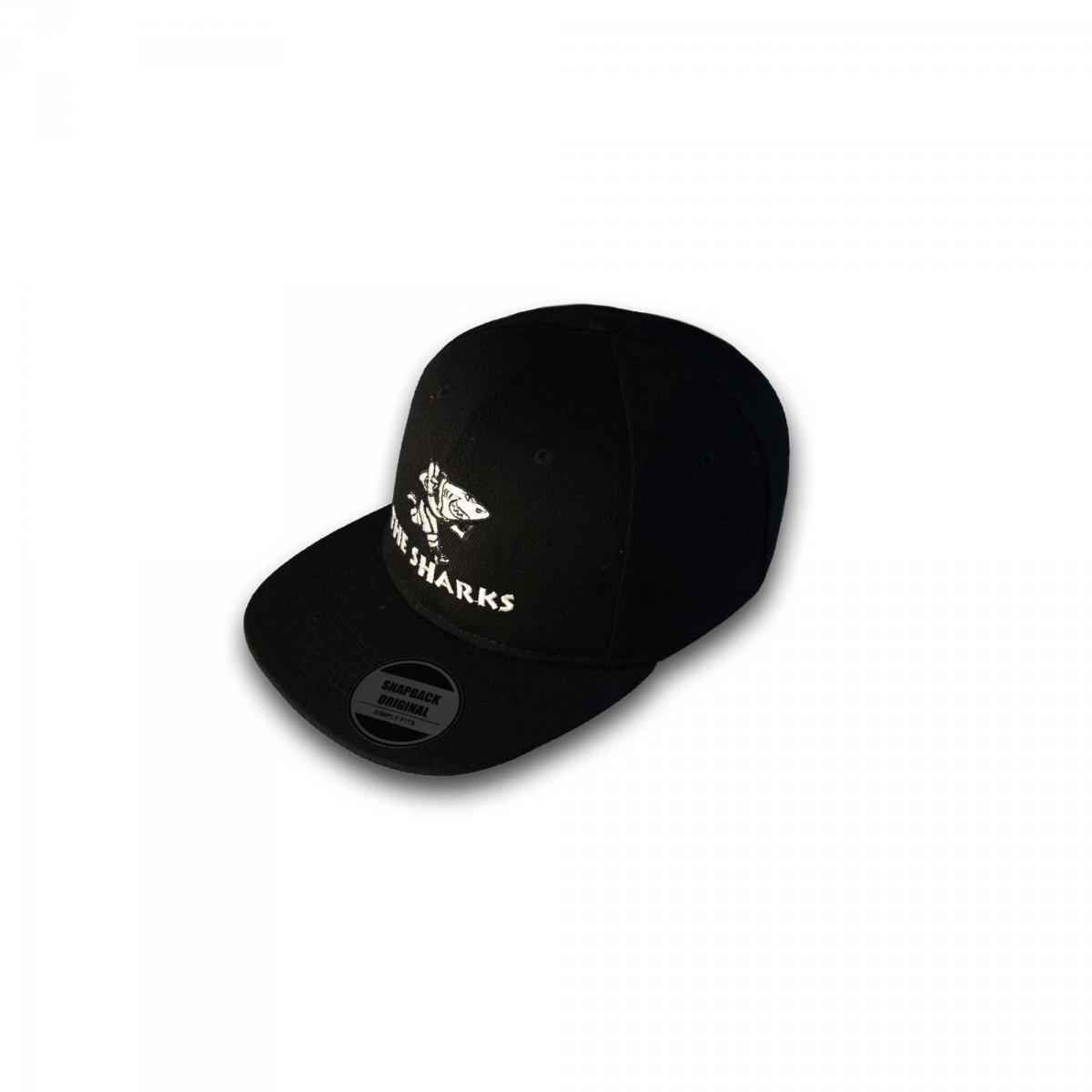The Sharks Blk Rugby Licence Headwear