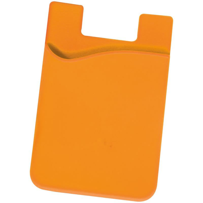 Smartphone Silicone Pouch. Only 1-colour Print Available