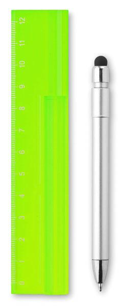 Duo Stationery - Green