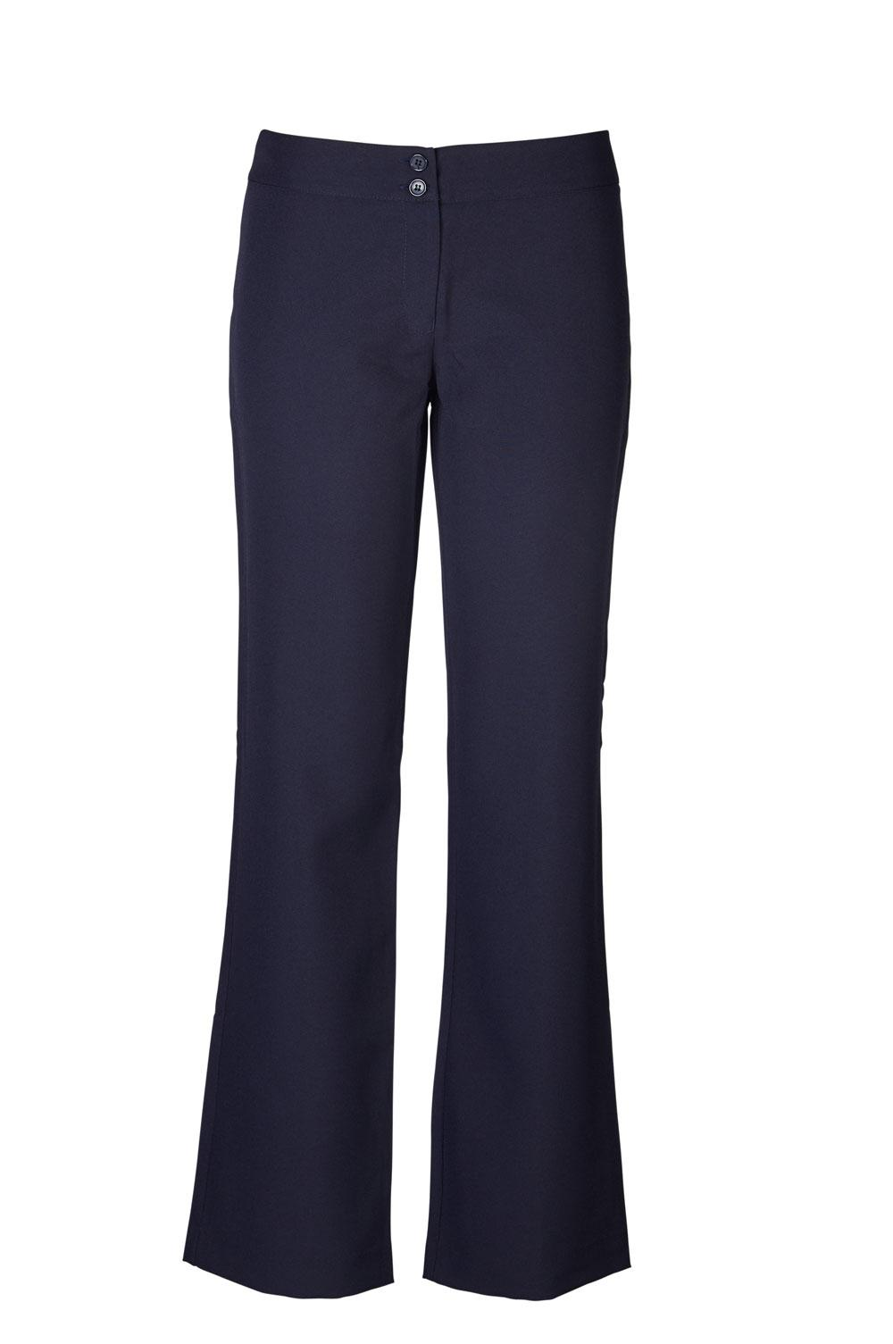 Susan Hipster Pants - Navy