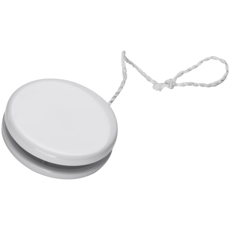 Classic Plastic Yoyo With Large Branding Area