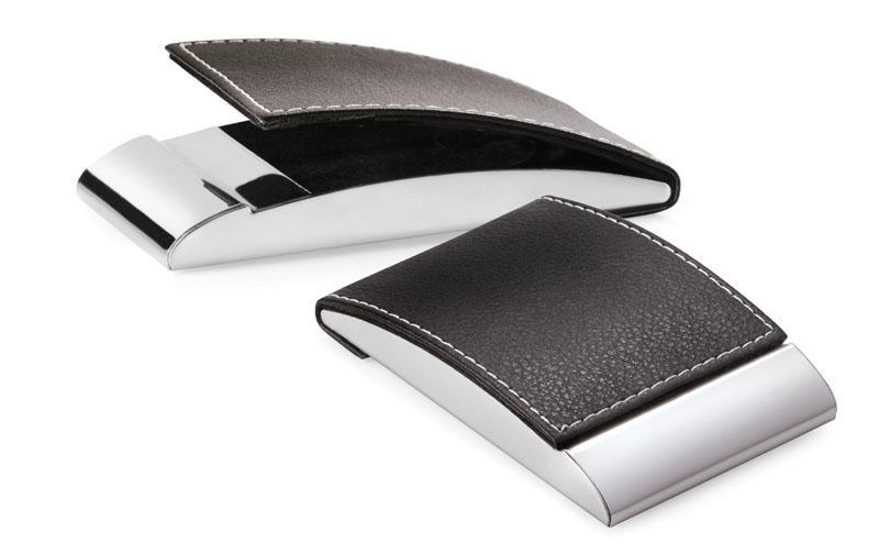 Metal Frame Business Card Holder