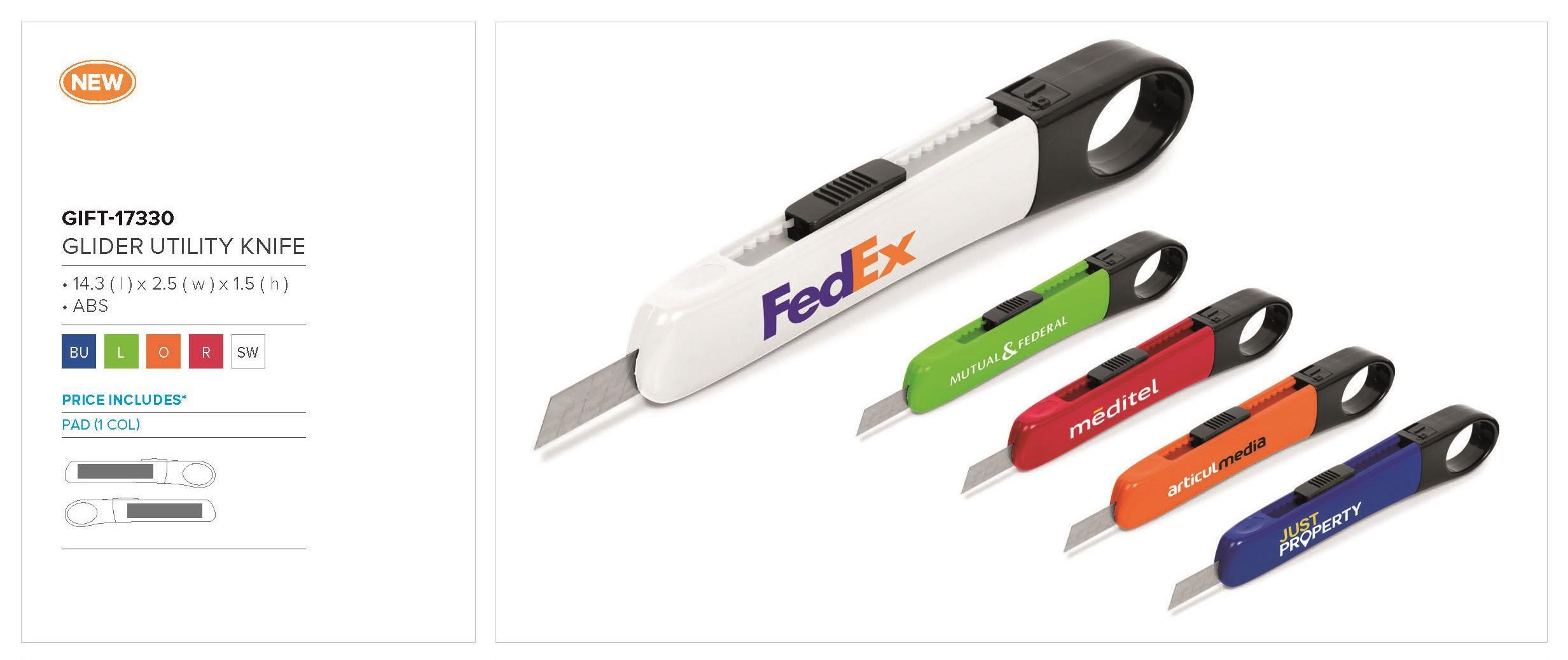 Glider Utility Knife