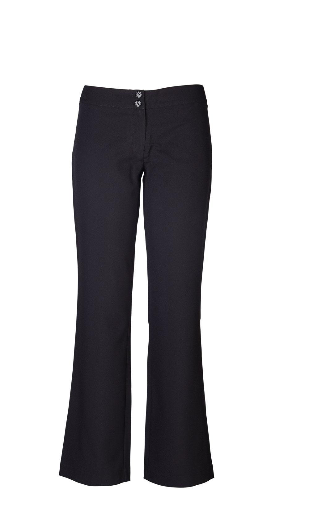 Susan Hipster Pants - Black