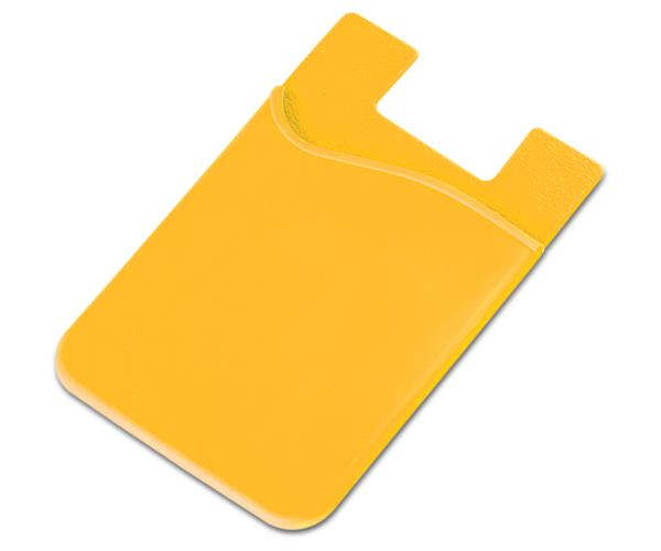 Silicone Phone Card Holder