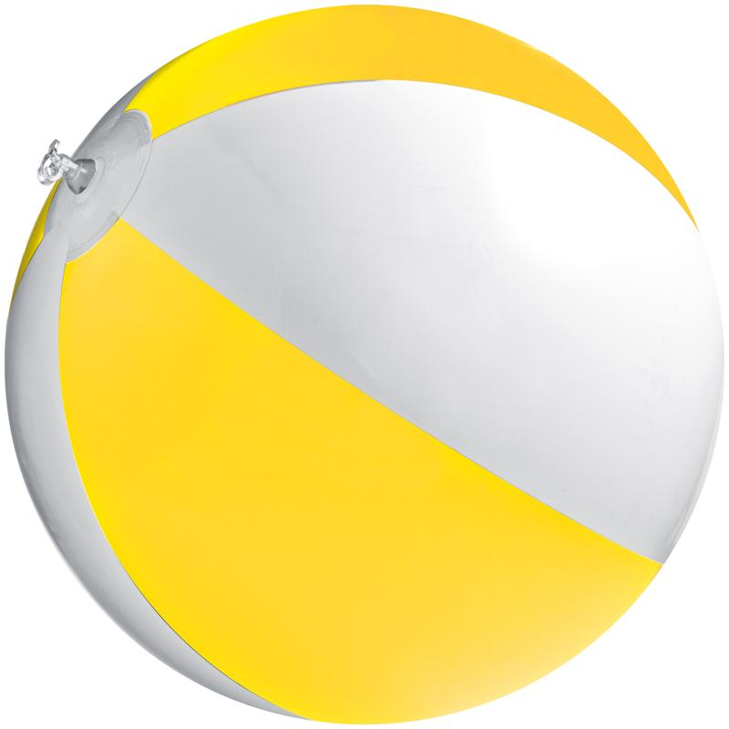 Bicoloured Beach Ball