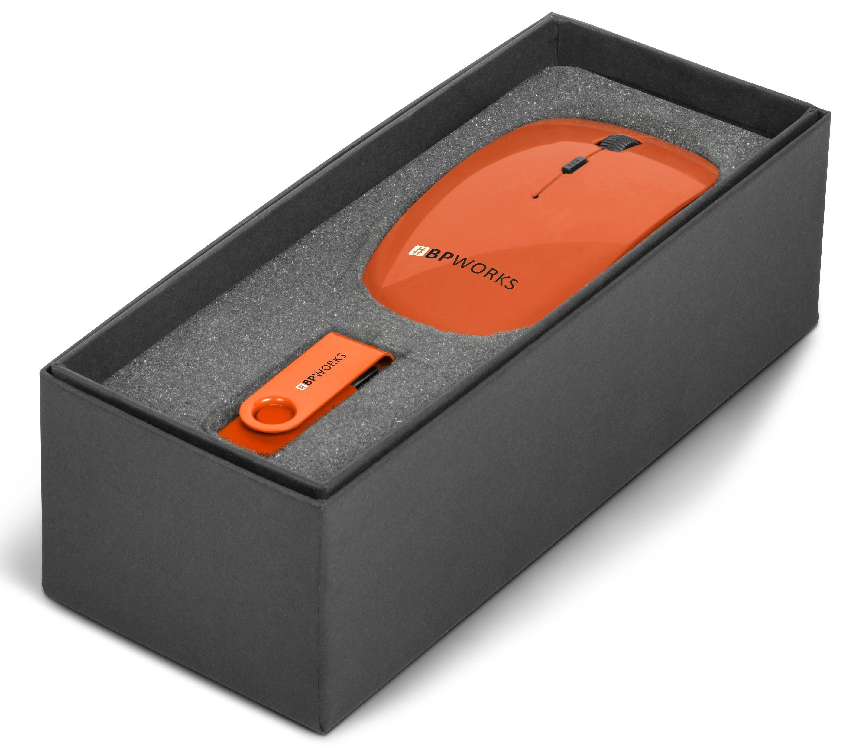 On The Desk One Gift Set - Orange Only