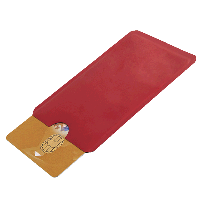 Bh8185 - Rfid Aluminium Foil Card Holder
