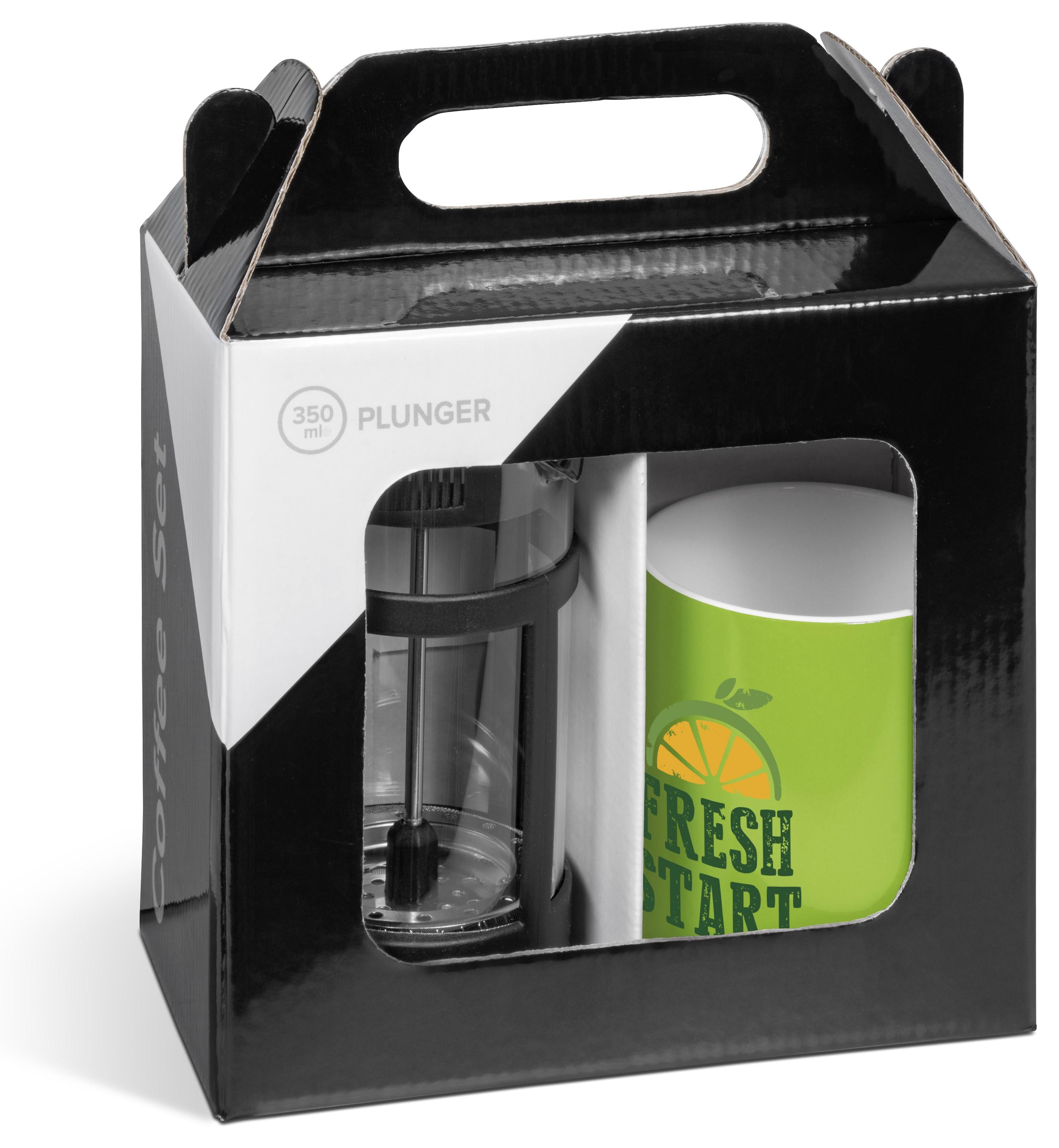 Cafe Omega Coffee Set - Lime Only