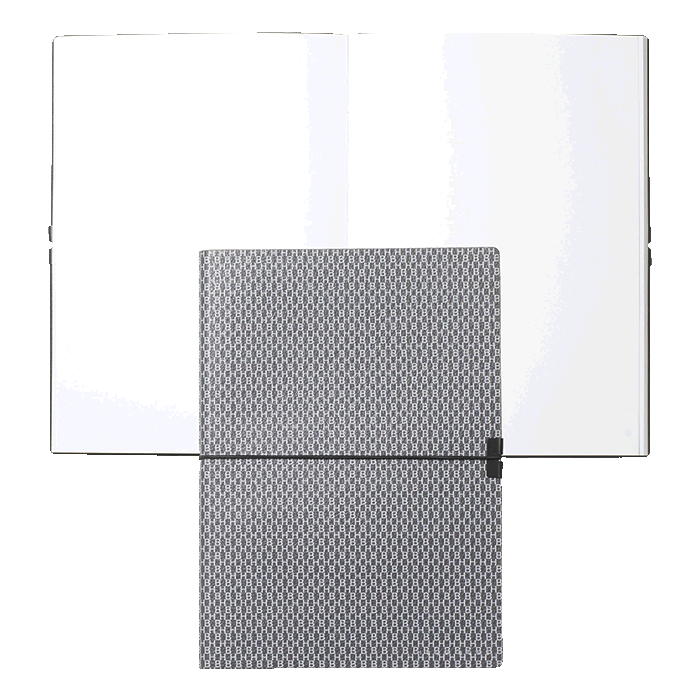 Hb0019 - Hugo Boss Note Pad A5 Storyline Epitome