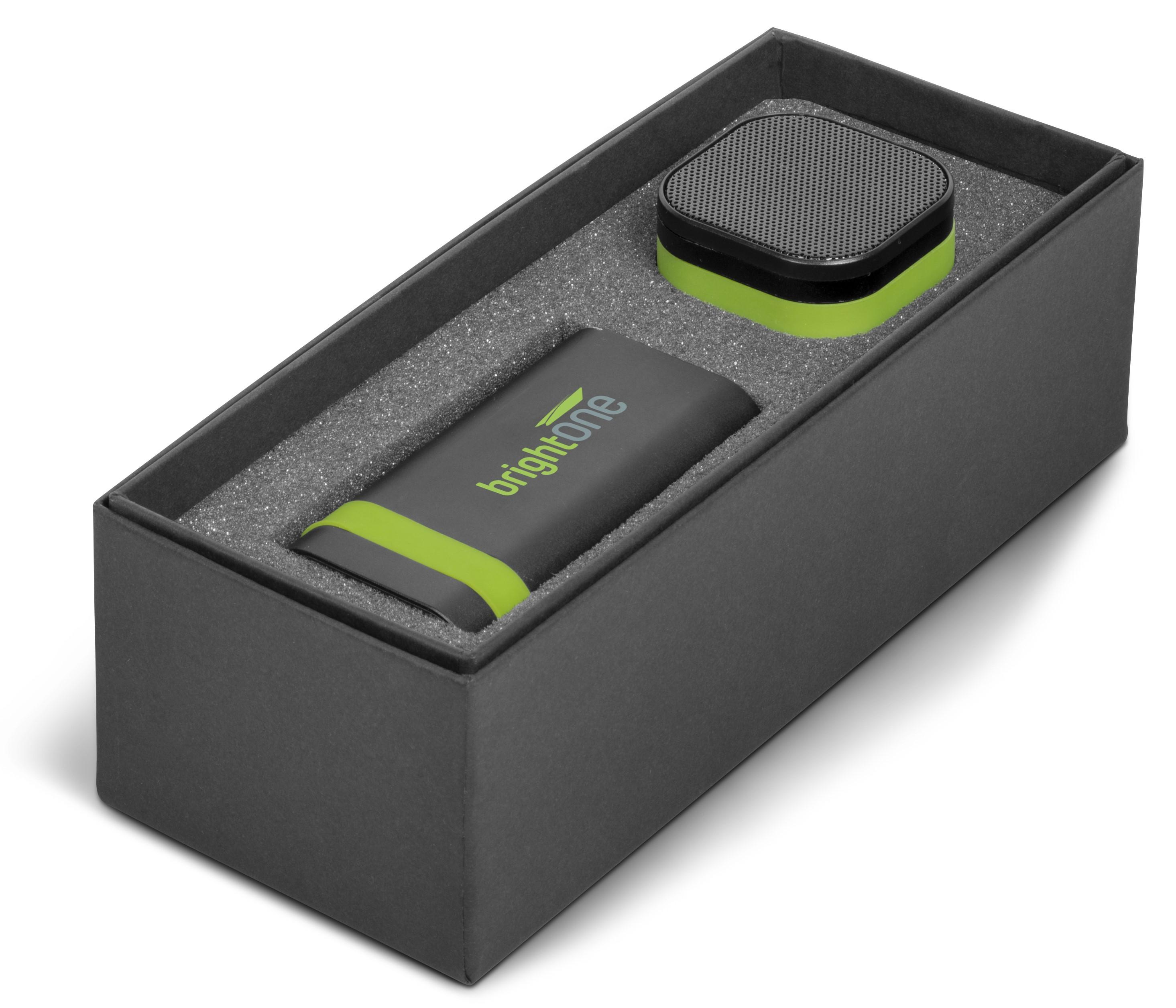 Bandit Five Gift Set - Lime Only