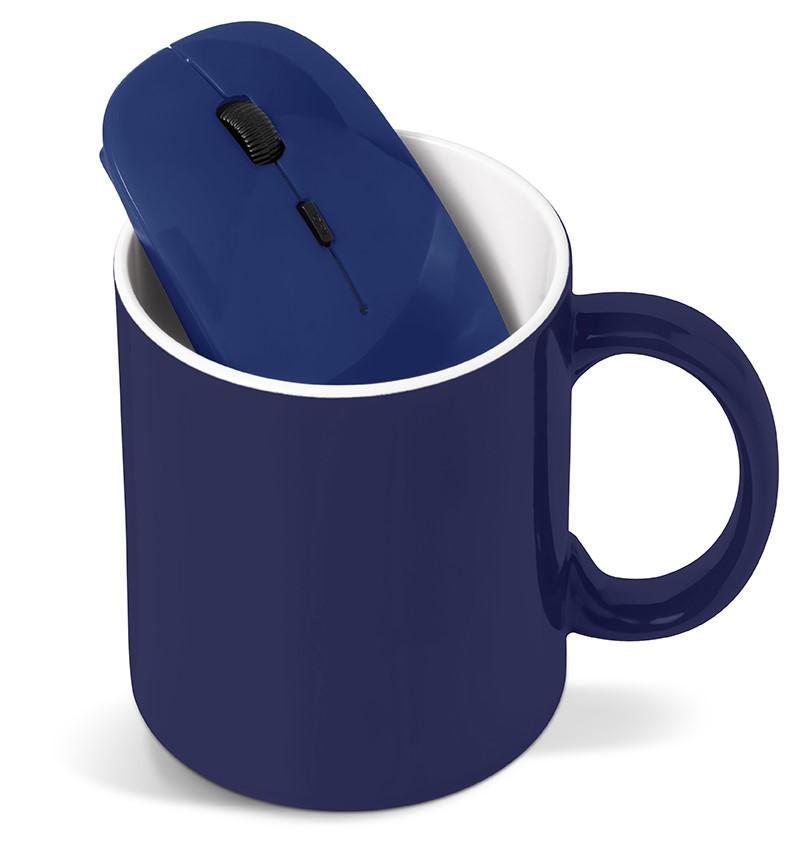 Omega On The Desk Gift Set - Blue Only - 330ml