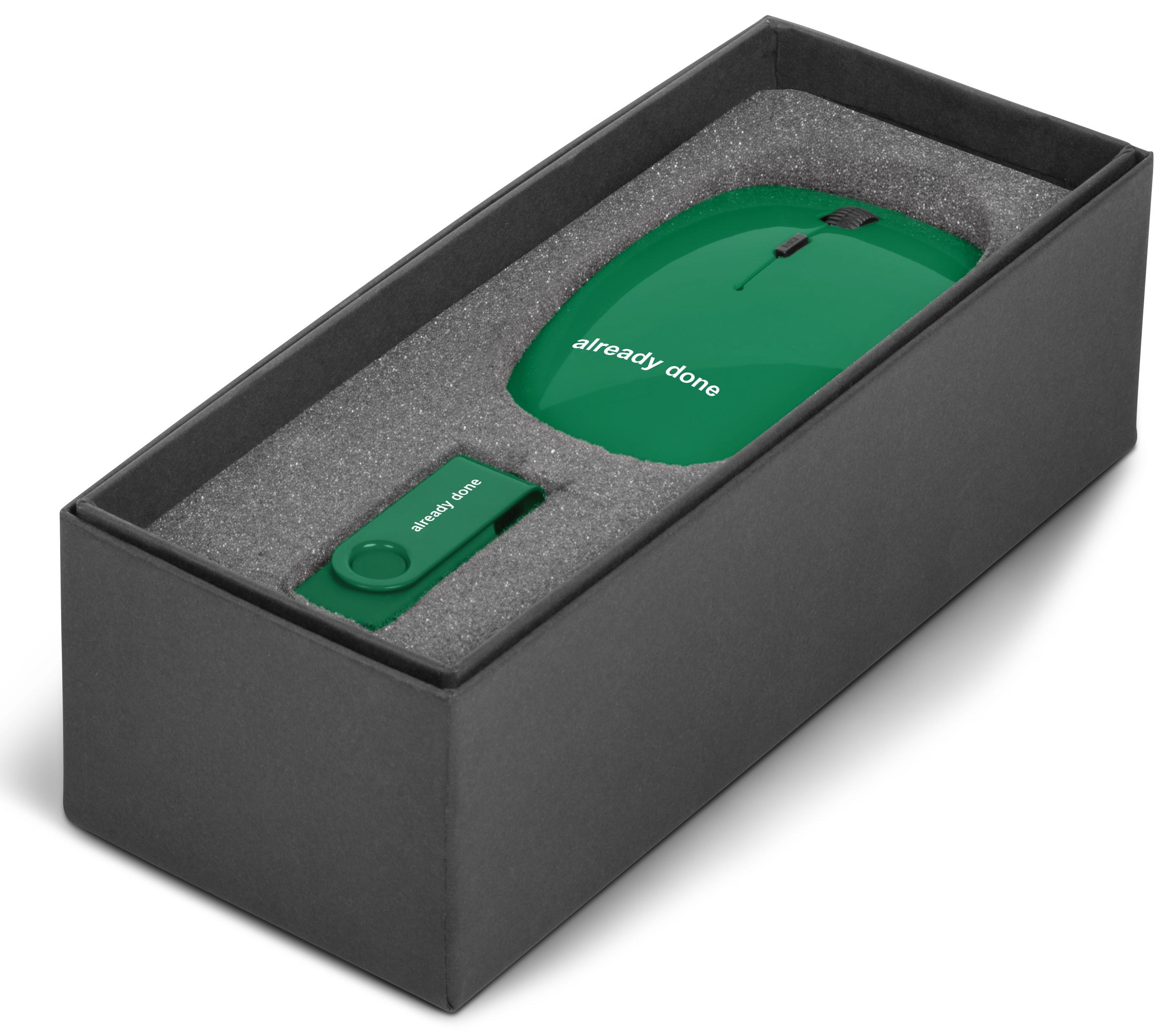 On The Desk One Gift Set - Green Only