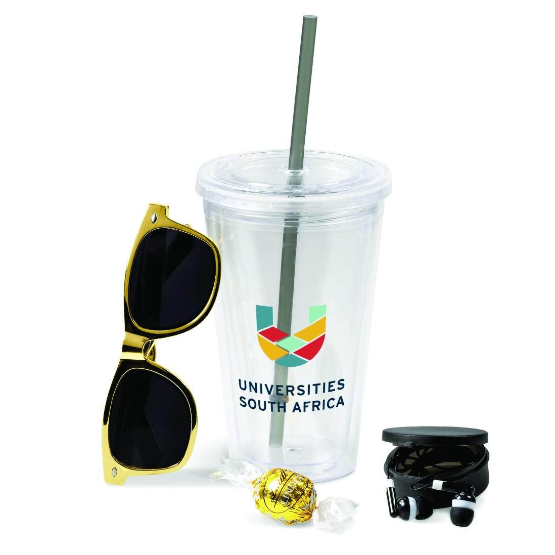 Fun-in-the-sun Two Gift Set - Gold Only