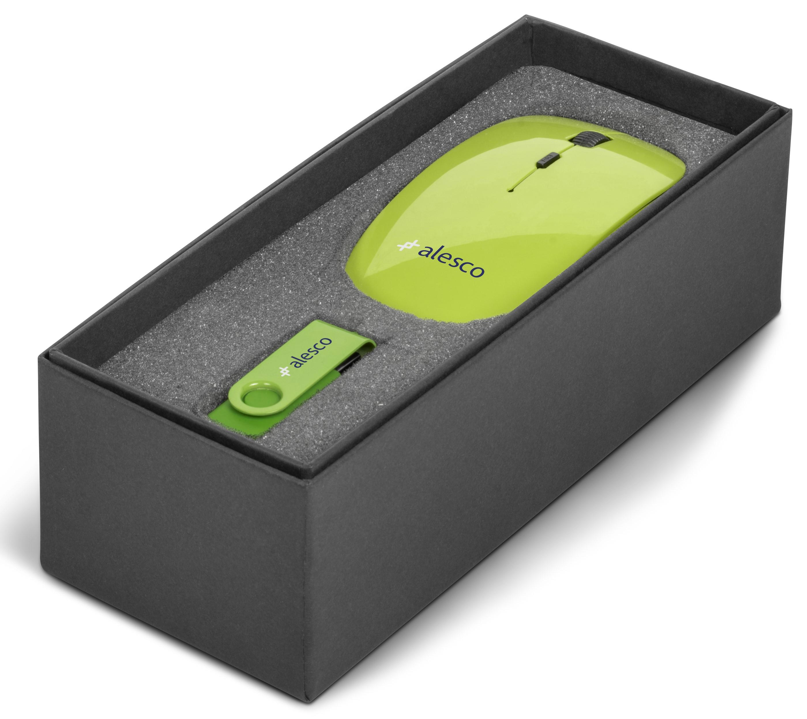 On The Desk One Gift Set - Lime Only