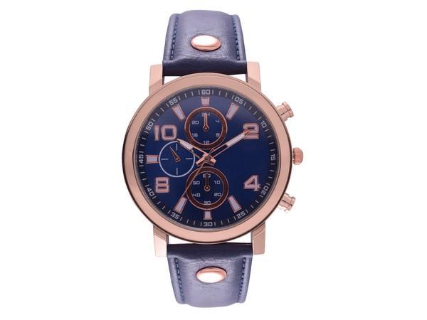 Blue Rose Watch