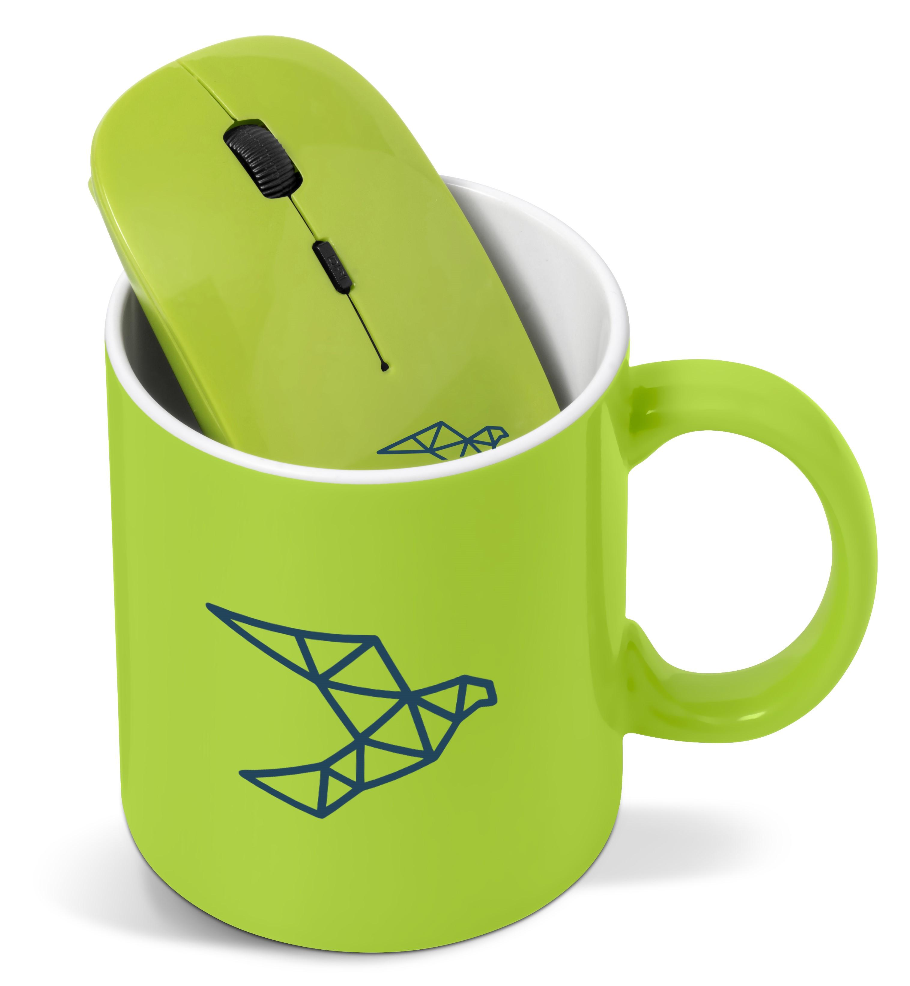 Omega On The Desk Gift Set - Lime Only - 330ml