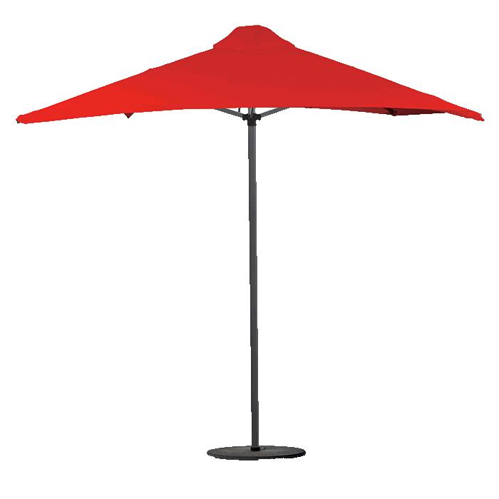 Aluminium Umbrella Sliding - Skin Only