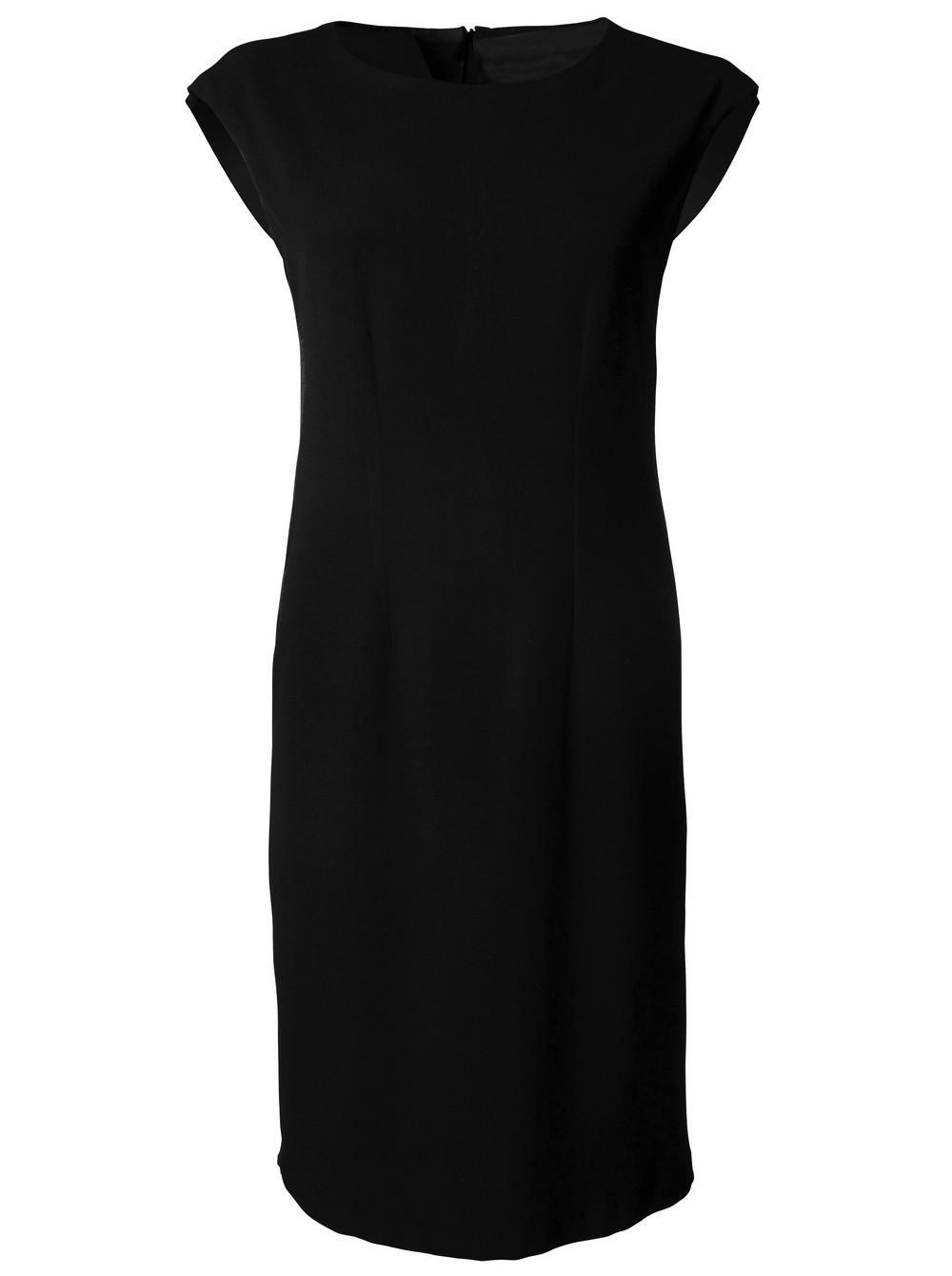Kendal 599 S/less Dress - Black