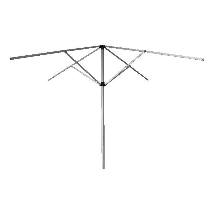 Umbrella Aluminium - Sliding Frame