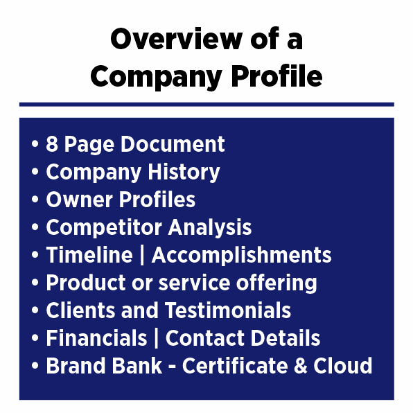 BRAND STRATEGY PACKAGES   Brand In A Box - Company Profile - 5